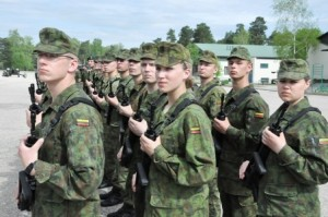 mujeres_ejercito_lituania_ministerio_defensa_lituania