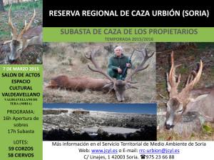 Subasta_caza_RRCU_cartel