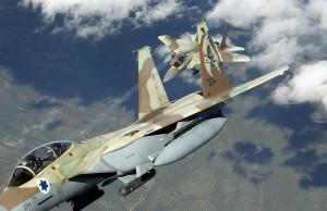 aviones_caza_f_15_israel
