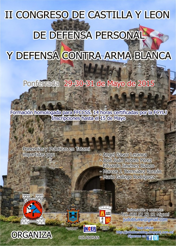 cartel_congreso_defensa_arma_blanca